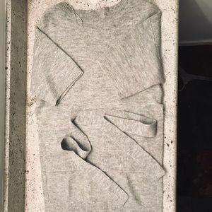 Max studio wool top